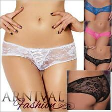 Lace Plus Size Panties for Women