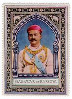 (I.B) Cinderella Collection : Lord Roberts Memorial (Gaekwar of Baroda)