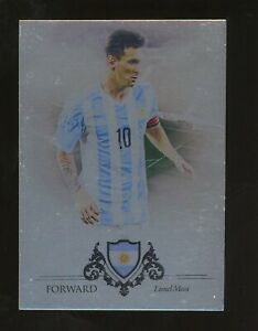2016 Futera Unique Soccer Lionel Messi 16/21