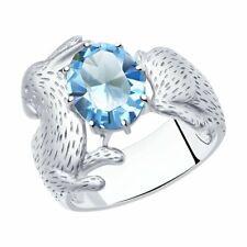 Ring 925 Silber Swarovski Kristall Damenschmuck Sokolov Neu