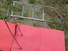 Support , porte bagage, randonneuse old road bike, EROICA singer herse