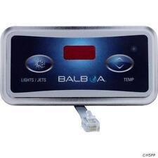 Balboa Lite Digital 2 Button Spa Hot Tub Control Panel Keypad 54116