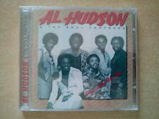 CD Album Al Hudson & The Soul Partners(Especially For You) 1977 New/Neuf S/S Sea