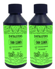 Eco Bike bicycle Motorcycle Motorbike chain cleaner  degreaser 2 X 250ml