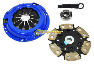 FX STAGE 3 HD CLUTCH KIT FOR 1986-1989 ACURA INTEGRA RS LS 1.6L DOHC D16A1
