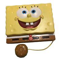 Nickelodeon Spongebob Squarepants Talking Vtech Laptop Preowned