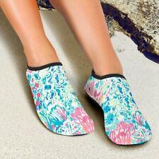 Gypsea Lilly Pulitzer Pattern Women Aqua Barefoot Shoes