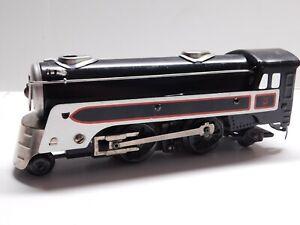 O Scale MARX Vintage 2-4-2 Canadian Pacific Steam Locomotive Train