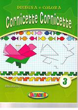 Disegna e colora cornicette. Verde - Salvadeos - Libro nuovo in offerta!