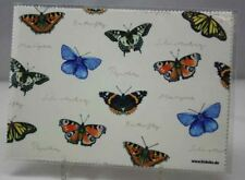 Glasses Cleaning Cloth/Microfiber Cloth / Cloth Nature Fun - Butterfly