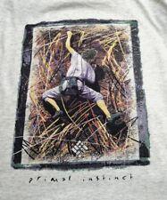 Vintage Columbia Primal Instinct t-shirt sz L