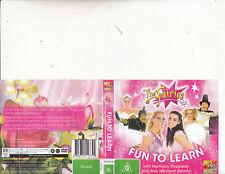 The Fairies-Fun To Learn-2010-[77 Minutes]-Children TF-DVD