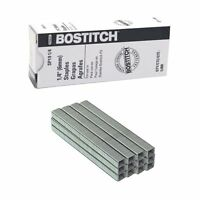 "10 Boxes of Stanley Bostitch P3 1/4"" Staples for P3 Stapler (SP191/4) Authentic!"