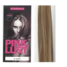 Human Hair Extensions 8pcs Clipin by Pink Lust