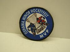 Oshawa Minor Hockeyfest MVP Patch