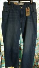 NWT Levis  Boys 550 Relaxed Straight Leg Jean, Size 12 Husky, Retail $42.00