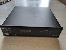 Crestron St-Com Rs-232/Rs-422 Com Com Port Expander Used