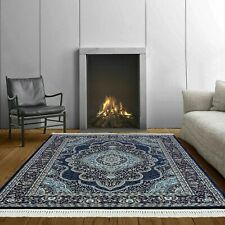 Traditional, Heavy Large Living Room Carpet Hall Runners Bedroom Rugs 5 Colours