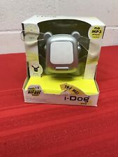 i dog Pup Small Music Lights Dances Silver Hip Hop +  NEW Other Box Tape & Dent