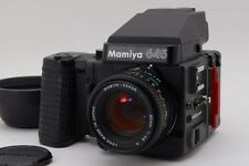 [Excellent+++++]Mamiya M645 Super AE Finder Sekor C 80mm f/2.8 from japan #00096