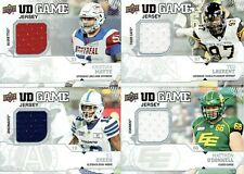 2019 Upper Deck CFL Game Jersey's  ***YOU PICK***