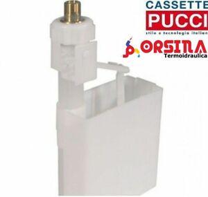 Pucci 80006550 originale VALVOLA GALLEGGIANTE SCARICO  cassette incasso SARA ECO