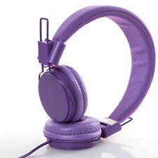 Kids Over Wired Ear Headphones Headband Kids Girl Earphones Pink for iPad/Tablet