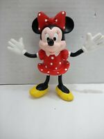 "Vintage Disney Minnie Mouse (5"") Bendable Figures Applause"