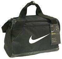 Nike Brasilia X-Small Duffle Bag (Black)
