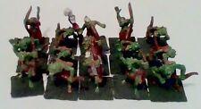 25mm Goblin Archers Painted 28mm Warhammer Fantasy