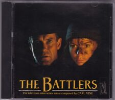The Battlers - TV Mini-series Music By Carl Vine - CD (Tall Poppies TP024)