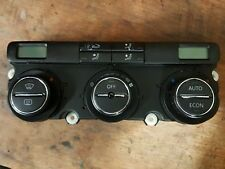 VW GOLF MK5 GTI HEATER A/C CLIMATE CONTROL PANEL SWITCH HEATED SEATS