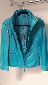 Apriori Italia Genuine Lambskin Jacket Size 10AU