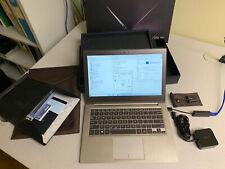 "ASUS ZenBook  UX31A 13.3"" Laptop Intel Core i7 1.90 4GB RAM 240GB SSD Windows 10"