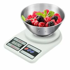 10kg LCD Electronic Kitchen Digital Weighing Postal Household Scale Food Cooking