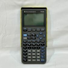 Texas Instruments TI-82 Graphing Calculator Tested & Working