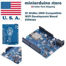 ESP8266 ESP-12E WIFI Wireless Board for Arduino UNO IDE Compatible WeMos D1 USA