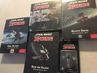 2.0 Conversion Component Single Star Wars X-Wing Miniatures Game Core Parts