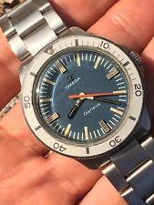 1969 Omega Admiralty Mens Watch 135.042 + 1168 Bracelet Cal. 601 36,8mm