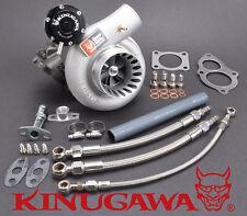 """Kinugawa STS Billet Turbo 3"""" Anti Surge TD06SL2-25G 4G63T EVO 3 VR-4 w/ 9 Blades"""