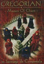 Gregorian : Masters of Chant in Santiago de la Compostela (DVD)