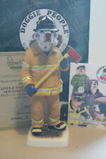DALMATION NEW YORK FIRE FIGHTER DP234L 100 LIMITED EDITION DALMATIAN HARROP