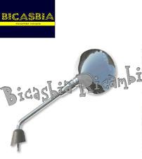 2180 - SPECCHIO SPECCHIETTO SINISTRO CROMATO VESPA 50 125 PRIMAVERA DAL 2013