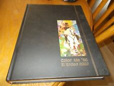2007 UNIVERSITY OF SOUTHERN CALIFORNIA YEARBOOK LOS ANGELES CALIFORNIA