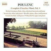 Poulenc: Complete Chamber Music, Vol.1, , Good Used CD CD