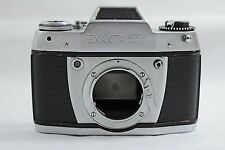 VINTAGE EXAKTA 500 CAMERA BODY 1966-69
