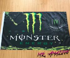 Monster Energy Flagge Fahne Banner Deko 90x150cm Drink Monster Army