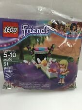 LEGO Friends  Bowling Alley Stephanie in Polybag - NEW  30399 Easter Basket Fill
