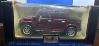 MAISTO 1:24 Special Edition Hummer H2 SUT Concept - 31223 - New BOXED (Loccwk1)