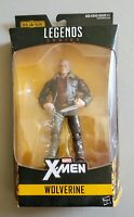 2017 Marvel Legends X-men Wave 2 Warlock BAF Series Wolverine Hasbro Ages 4